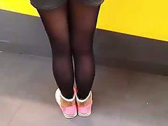 Chinese Asian Stockings