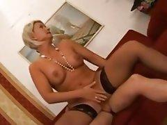 Big Boobs Italian Mature MILF
