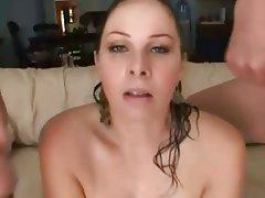 Big Boobs Cumshot Gangbang MILF Pornstar