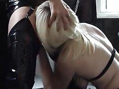 Amateur British Lesbian Stockings