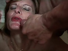 Anal Double Penetration French Mature MILF