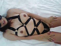Amateur Asian Chinese MILF Stockings