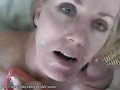 Amateur Blowjob Granny Mature MILF