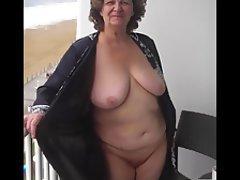 Mature MILF Granny