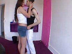 Amateur French Mature MILF Orgasm