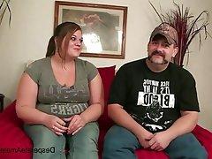 BBW Swinger Big Butts Casting Compilation
