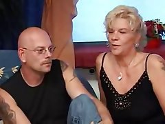 Blowjob German Mature Old and Young