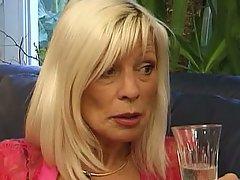 Cumshot Facial Granny Mature Piercing