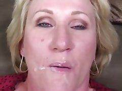 Facial Hardcore Mature MILF