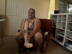 BBW Masturbation Mature Big Boobs Interracial