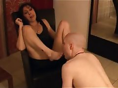 BDSM Brunette Hardcore Mature Old and Young