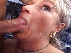 Anal Big Boobs German Mature Old and Young