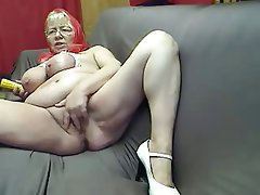 Amateur BBW Granny Mature MILF